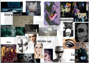 Organic Pirate  Mood Board 2
